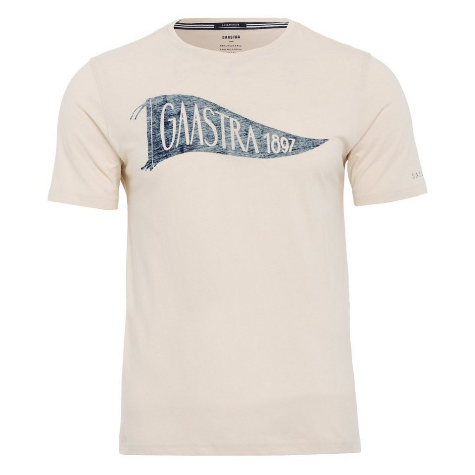 Gaastra T-Shirt in weiß