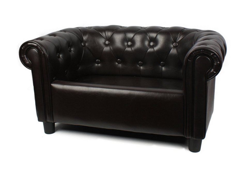 hti line luxus hundesofa chesterfield kaufen otto. Black Bedroom Furniture Sets. Home Design Ideas