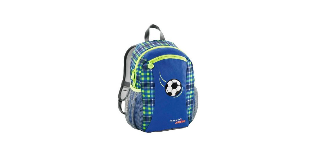Step by Step JUNIOR Kindergartenrucksack Talent, Football