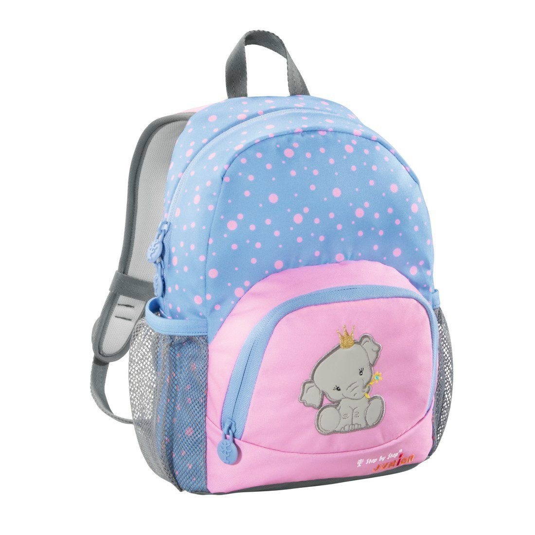 Step by Step JUNIOR Kindergartenrucksack Dressy, Little Elephant