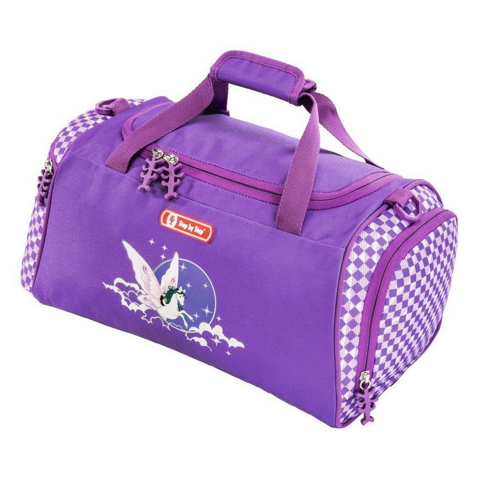 Step by Step Sporttasche Pegasus Purple in Lila