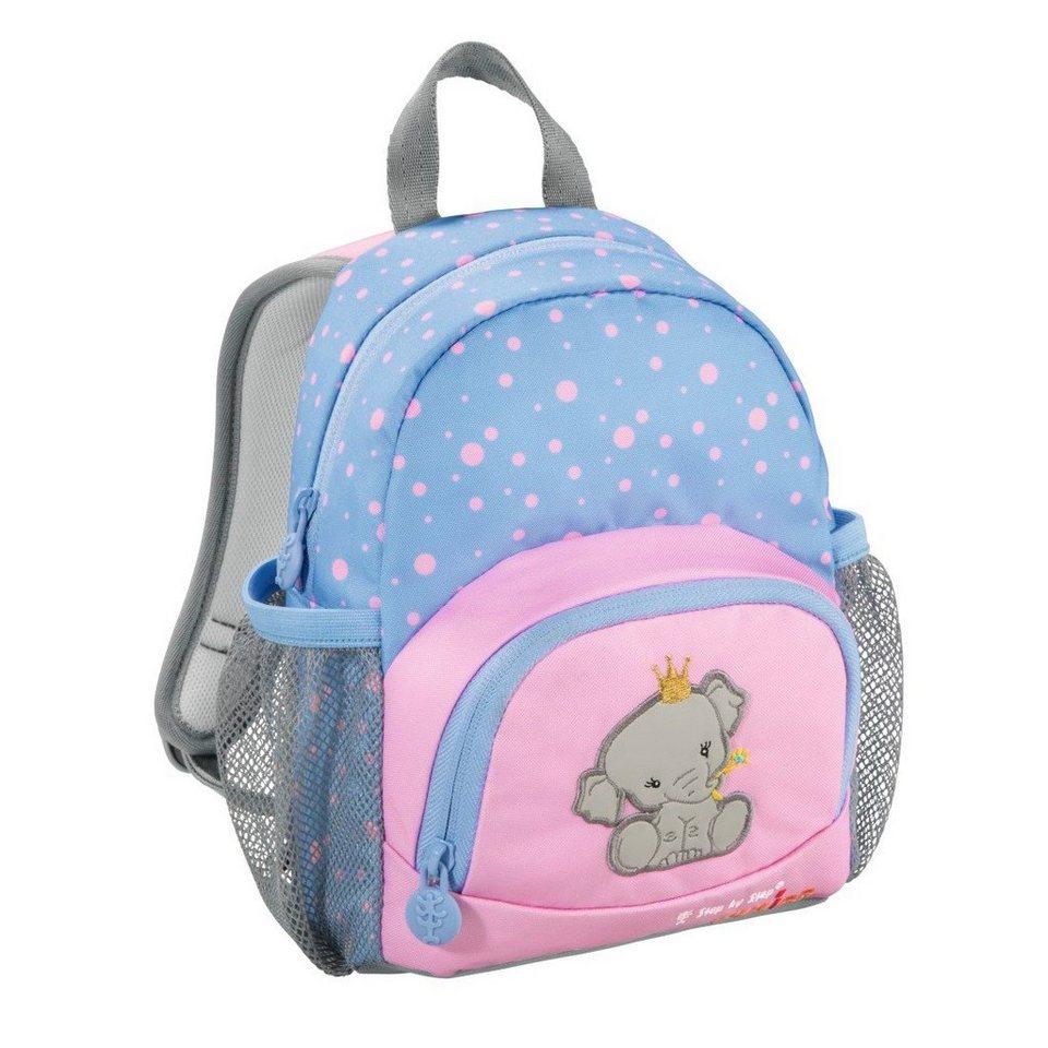 Step by Step JUNIOR Kindergartenrucksack Little Dressy, Little Elephant