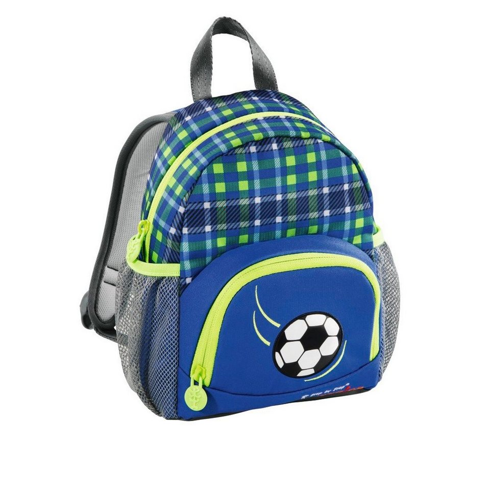 Step by Step JUNIOR Kindergartenrucksack Little Dressy, Football