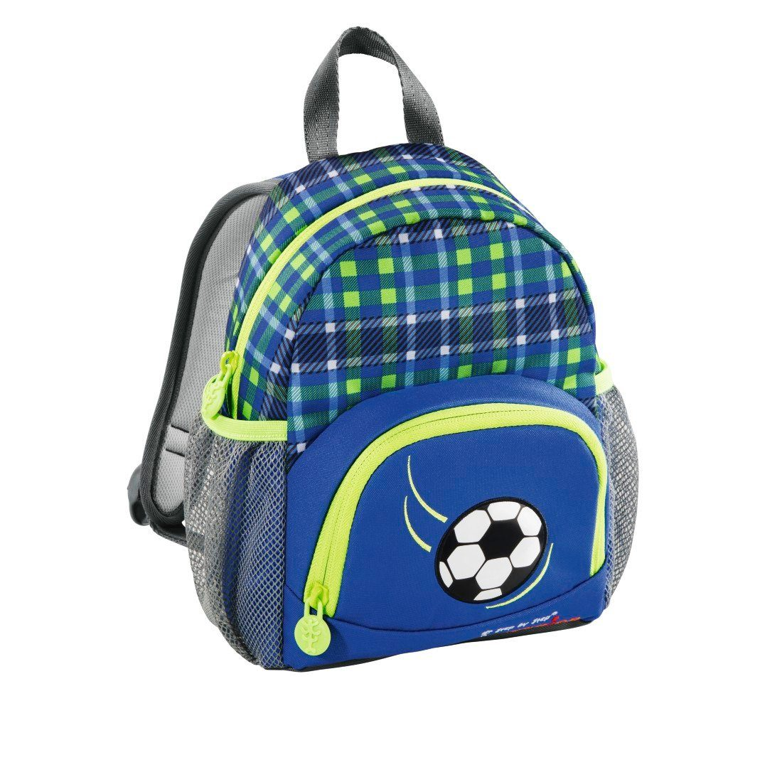 Step by Step JUNIOR Kindergartenrucksack Little Dressy, Football
