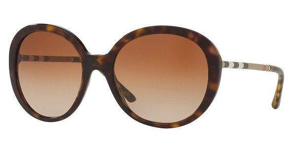 Burberry Damen Sonnenbrille » BE4239Q« in 300213 - braun/braun