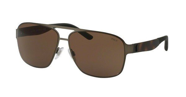 Polo Herren Sonnenbrille » PH3105« in 912573 - braun/braun