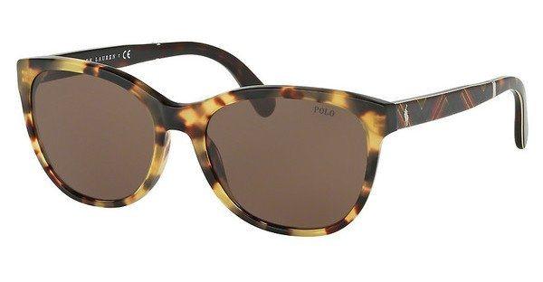Polo Damen Sonnenbrille » PH4117« in 500473 - braun/braun