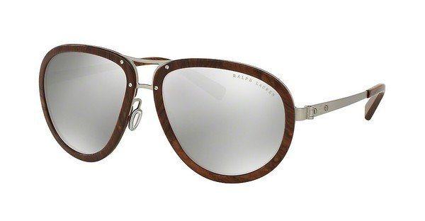 Ralph Lauren Sonnenbrille » RL7053« in 90306G - braun/silber