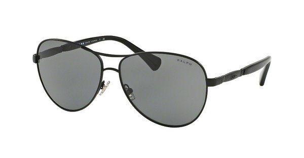Ralph Damen Sonnenbrille » RA4117« in 318087 - schwarz/grau