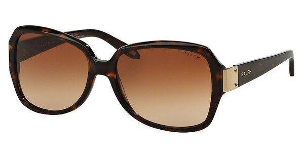 Ralph Damen Sonnenbrille » RA5138« in 510/13 - braun/braun