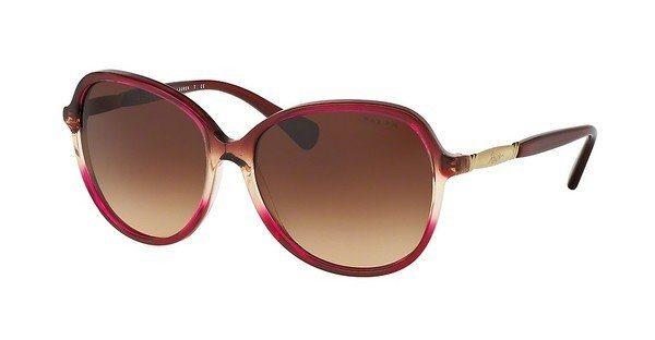 Ralph Damen Sonnenbrille » RA5220« in 158313 - rot/braun