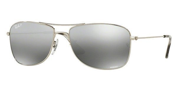 RAY-BAN Sonnenbrille » RB3543« in 003/5J - silber/silber
