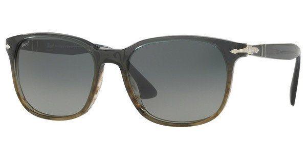 Persol Herren Sonnenbrille » PO3164S« in 101271 - grau/grau