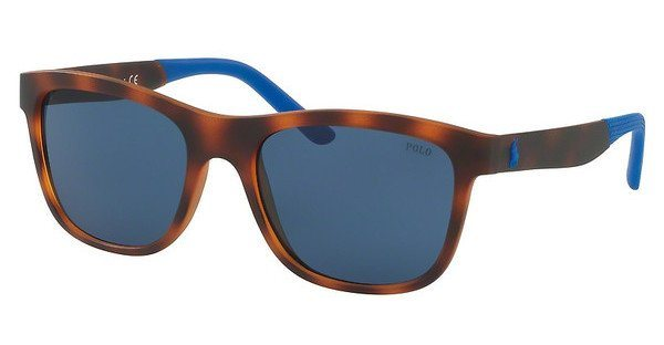 Polo Herren Sonnenbrille » PH4120« in 561980 - braun/blau