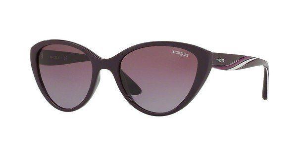 Vogue Damen Sonnenbrille » VO5105S« in 24188H - lila/lila