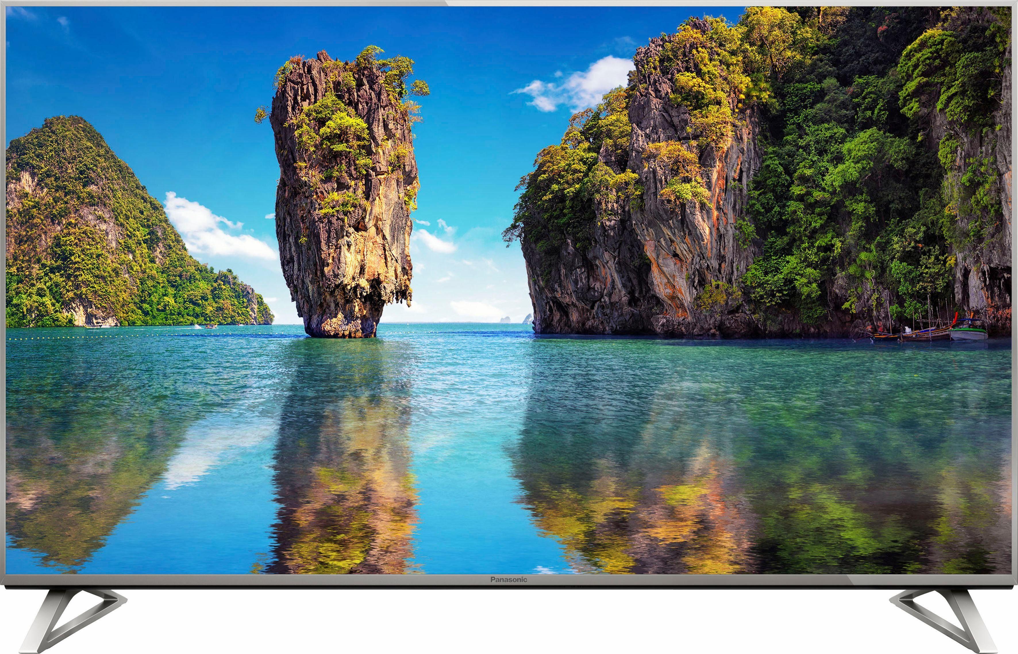 Panasonic TX-58DXW704, LED Fernseher, 146 cm (58 Zoll), 2160p (4K Ultra HD), Smart-TV