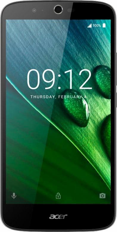 Acer Zest Plus inkl. Flip Cover Smartphone, 14 cm (5,5 Zoll) Display, LTE (4G) - Preisvergleich