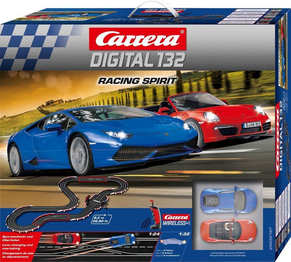 Carrera Autorennbahn, »Carrera® Digital 132 Racing Spirit«