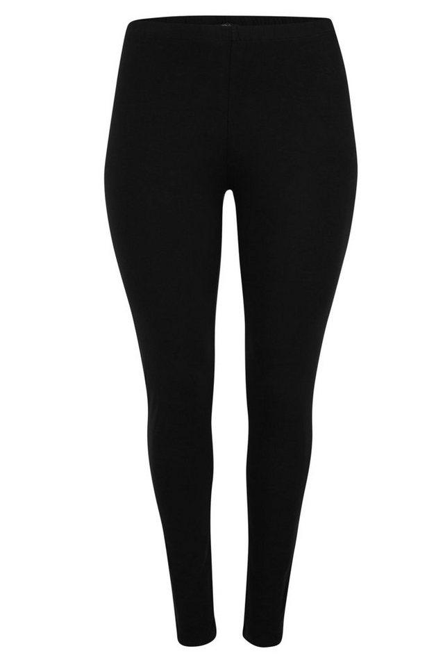 Paprika Leggings in schwarz