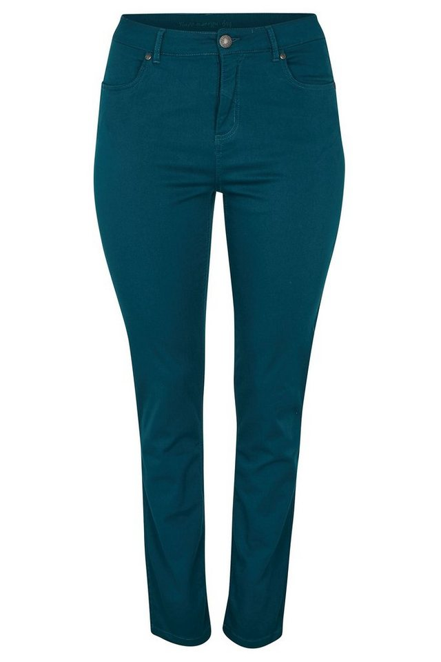 Paprika 5-Pocket-Hose in blau