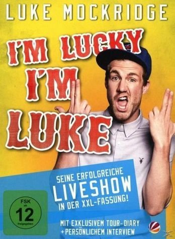 DVD »I'm Lucky, I'm Luke«