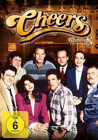 DVD »Cheers - Die komplette achte Season (4 Discs)«