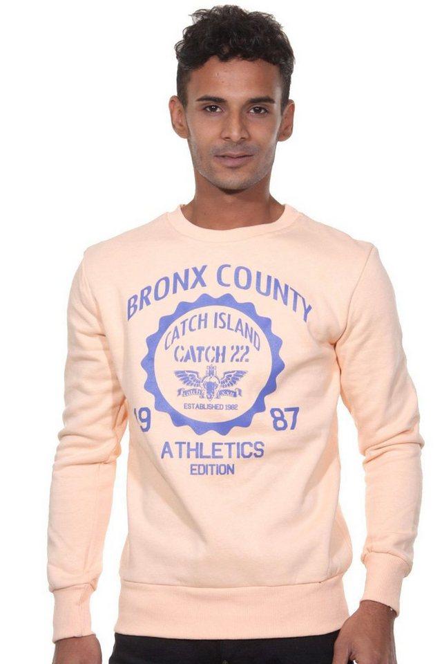 CATCH Sweater slim fit in rosa