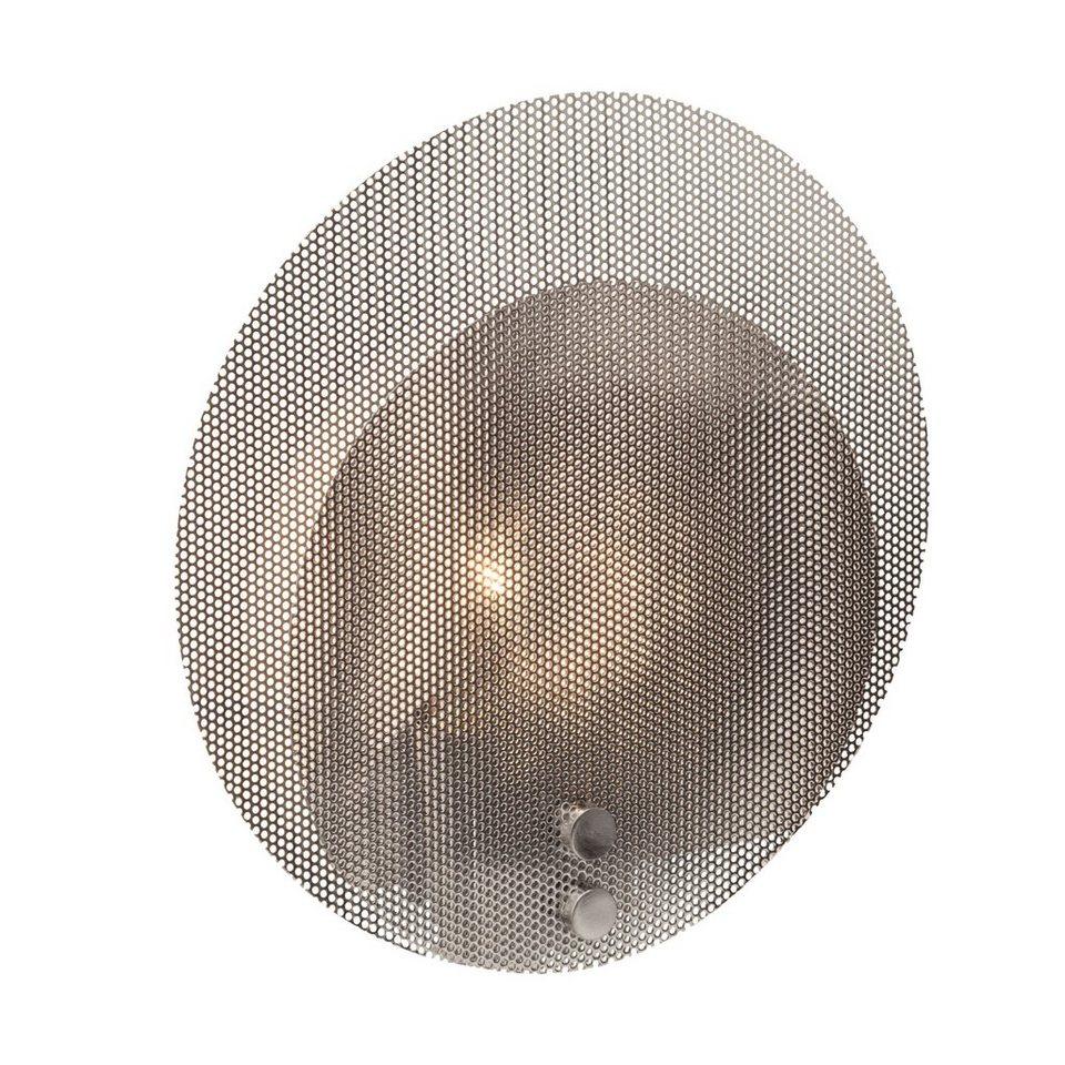 Brilliant Leuchten Racket Wand- und Deckenleuchte chrom in chrom