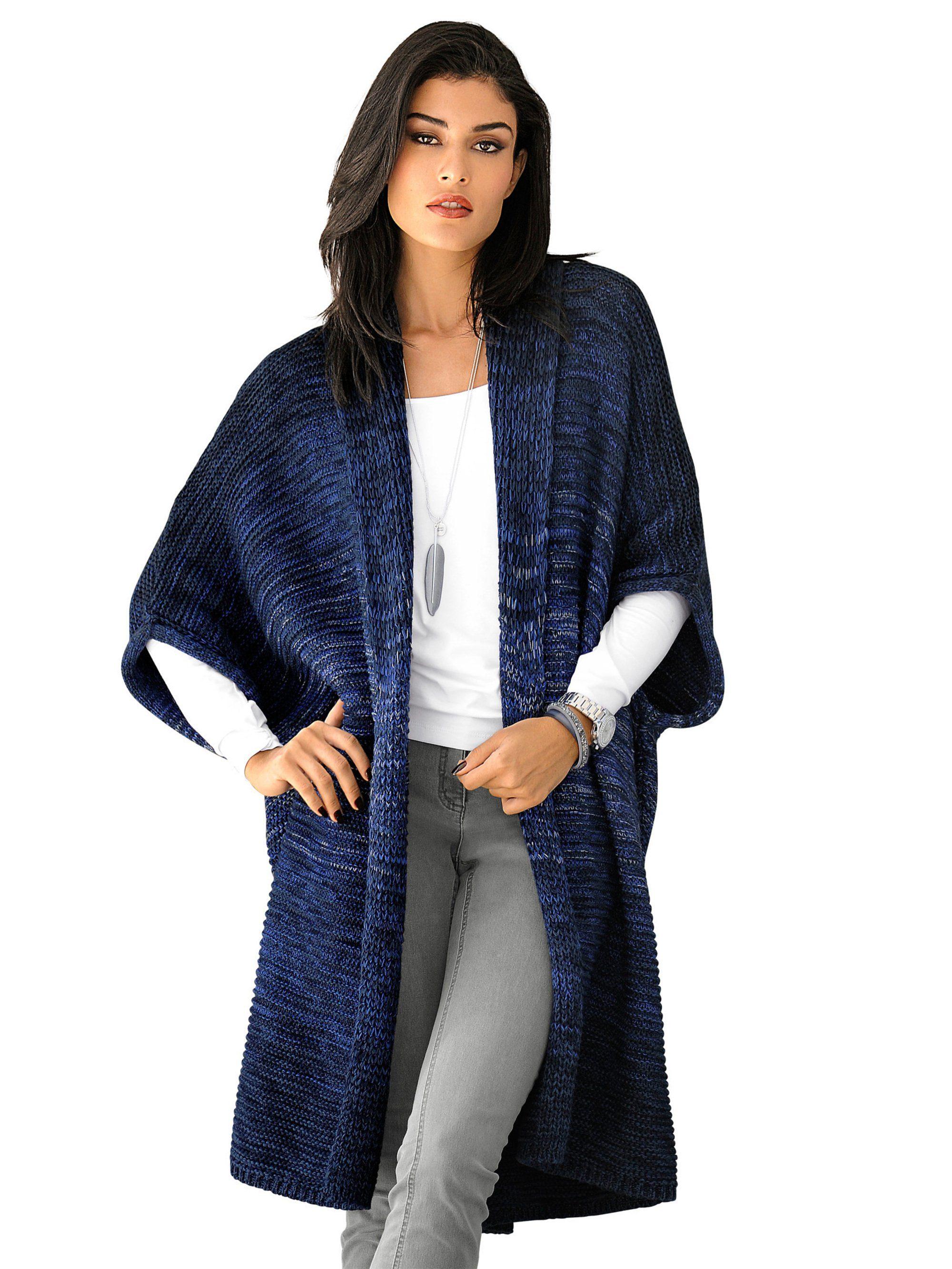 Alba Moda Oversized-Cardigan