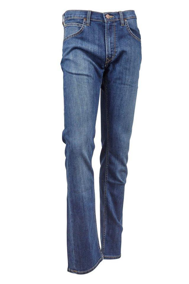 Lee Jeans »DAREN ZIP FLY TRUE BLUE« in blau
