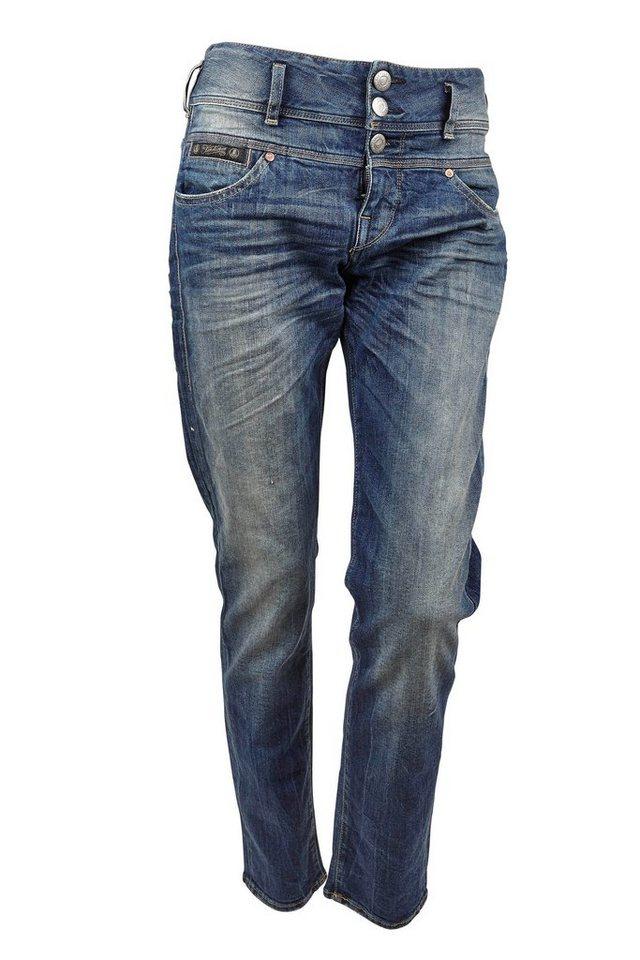 Herrlicher Jeans »Raya Boy Denim Comfort« in blau