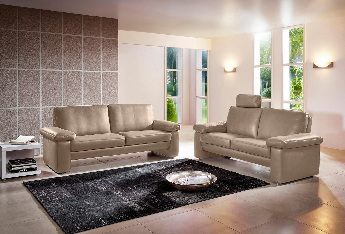 polsterm bel garnitur preisvergleiche erfahrungsberichte und kauf bei nextag. Black Bedroom Furniture Sets. Home Design Ideas