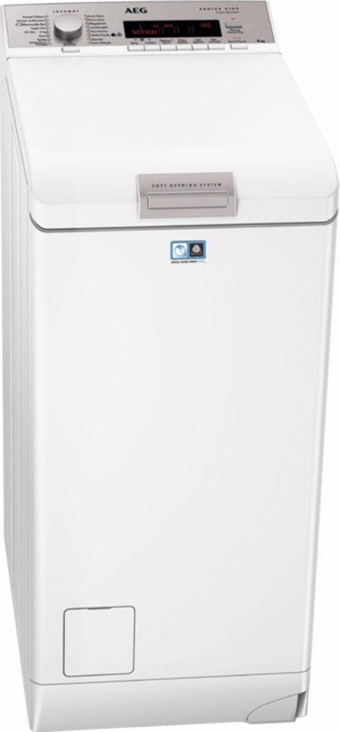 AEG Waschmaschine Toplader LAVAMAT L88565TL, A+++, 6 kg, 1500 U/Min