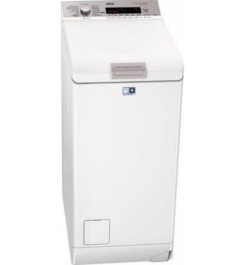 AEG Waschmaschine Toplader L88565TL, A+++, 6 kg, 1500 U/Min