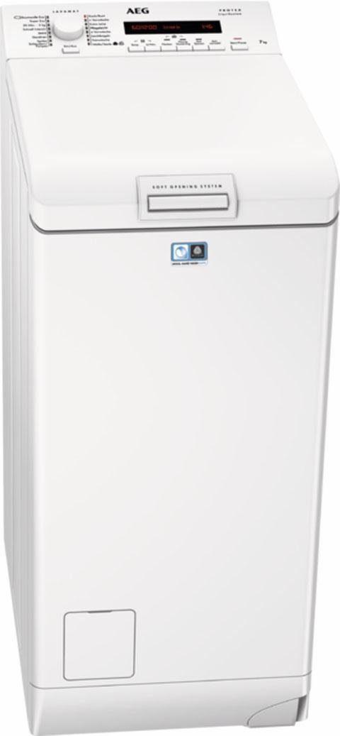AEG Waschmaschine Toplader LAVAMAT L72370TL, A+++, 7 kg, 1300 U/Min