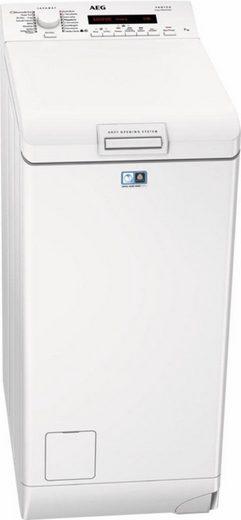 aeg waschmaschine toplader lavamat l72370tl 7 kg 1300 u min online kaufen otto. Black Bedroom Furniture Sets. Home Design Ideas