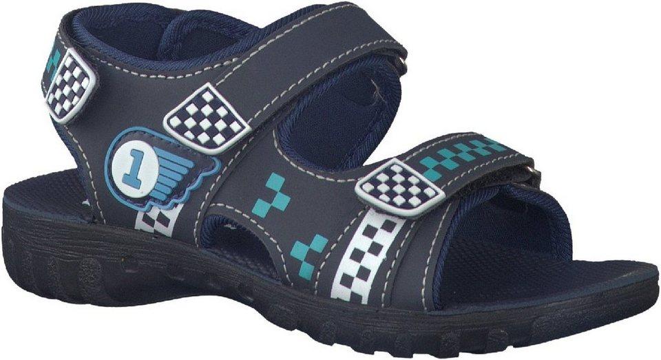 Woodstone Kids Sandale in dunkelblau