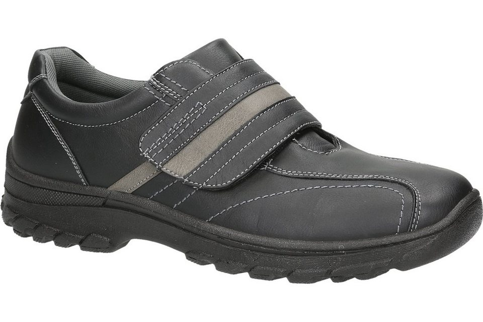 Easy Go Slipper in schwarz