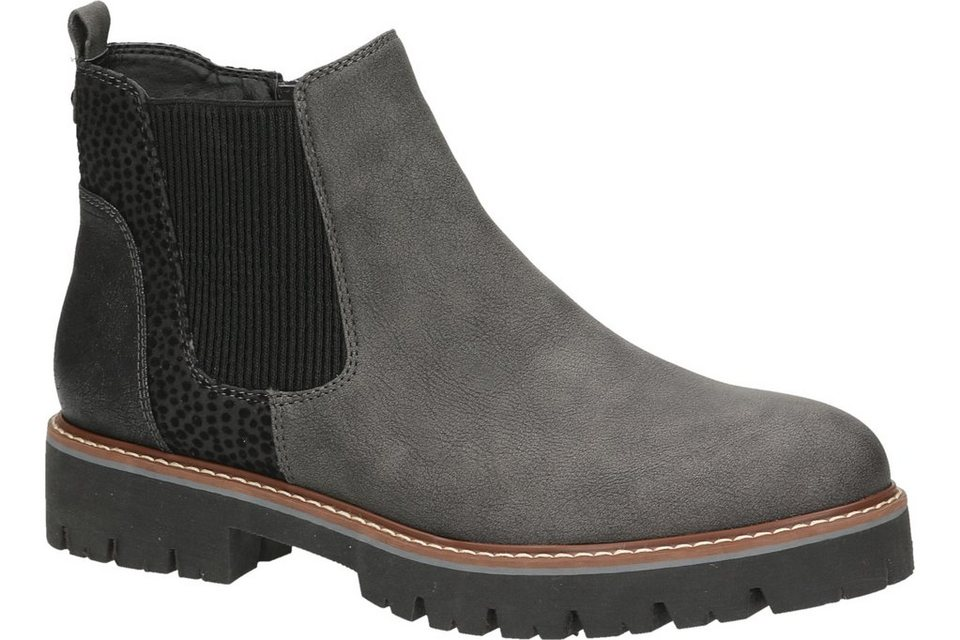 Young Spirit Chelsea Boot in dunkelgrau