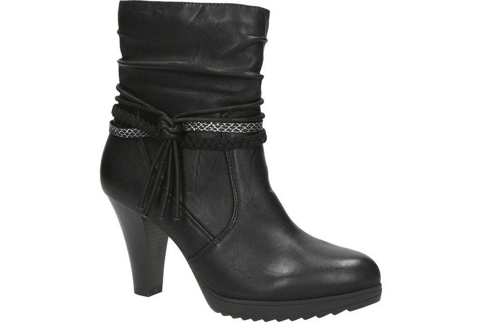 Cityline Women Stiefelette in schwarz