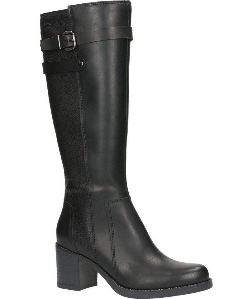 Venturini Stiefel in schwarz