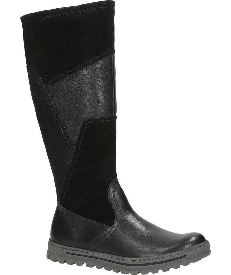 Bama Stiefel in schwarz
