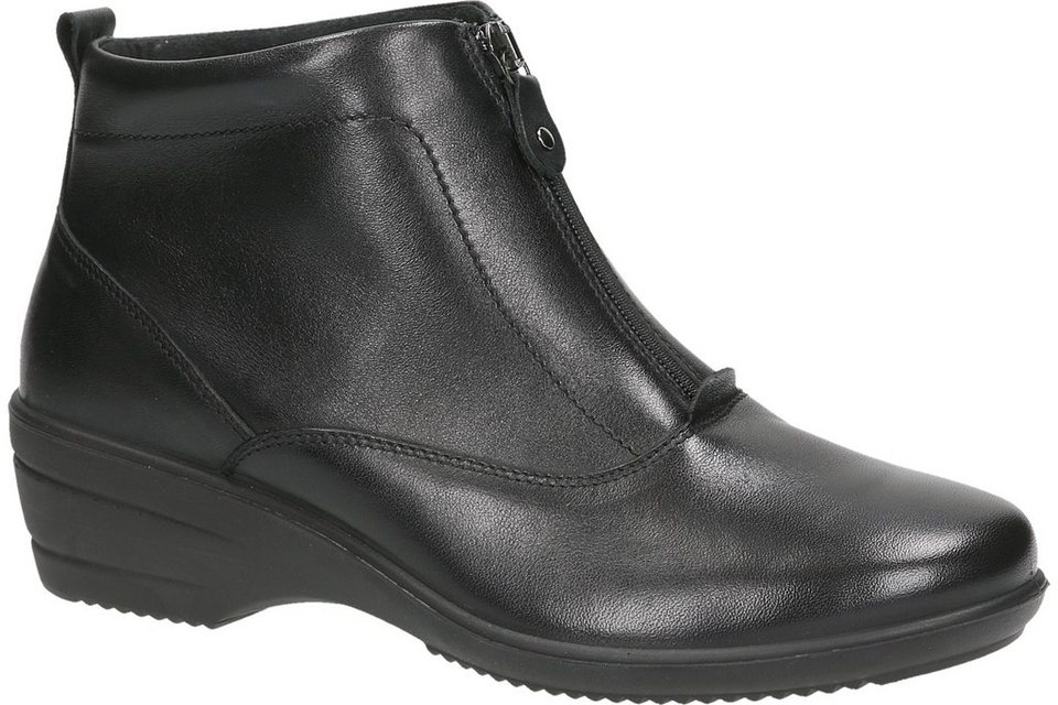 Signora Comfort Stiefelette in schwarz