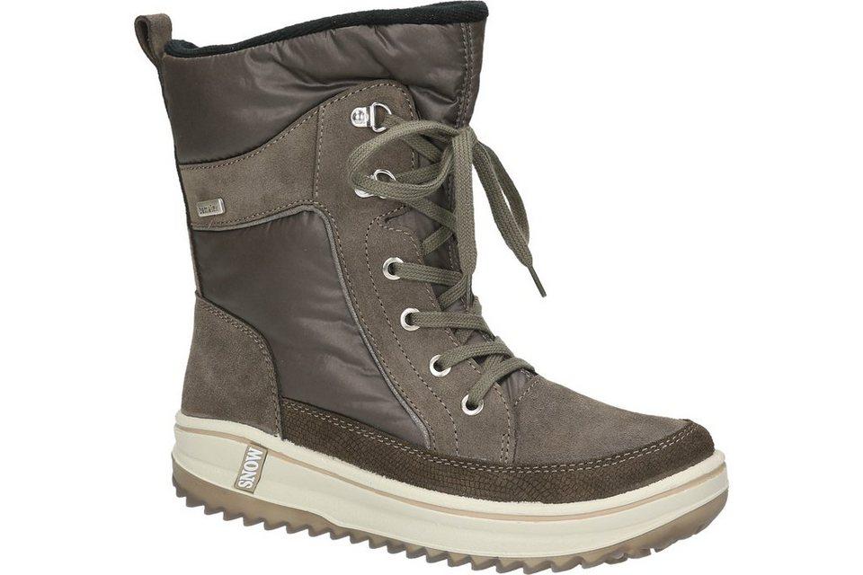 Bamatex Snow Boot in mittelbraun