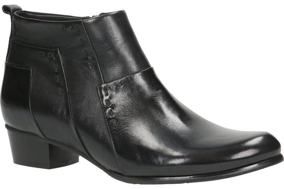 Venturini Stiefelette in schwarz