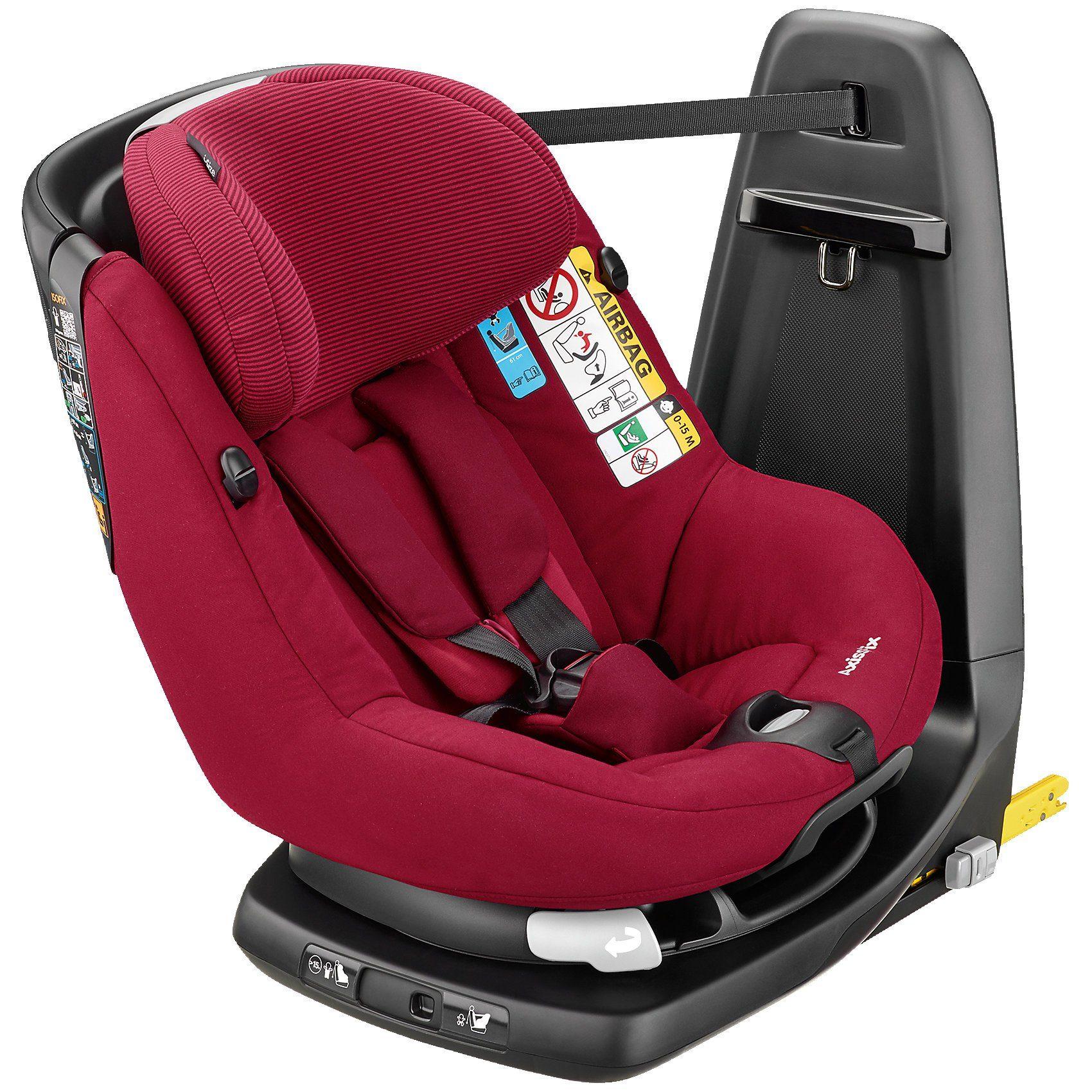 Maxi-Cosi Auto-Kindersitz Axissfix, Robin Red, 2017