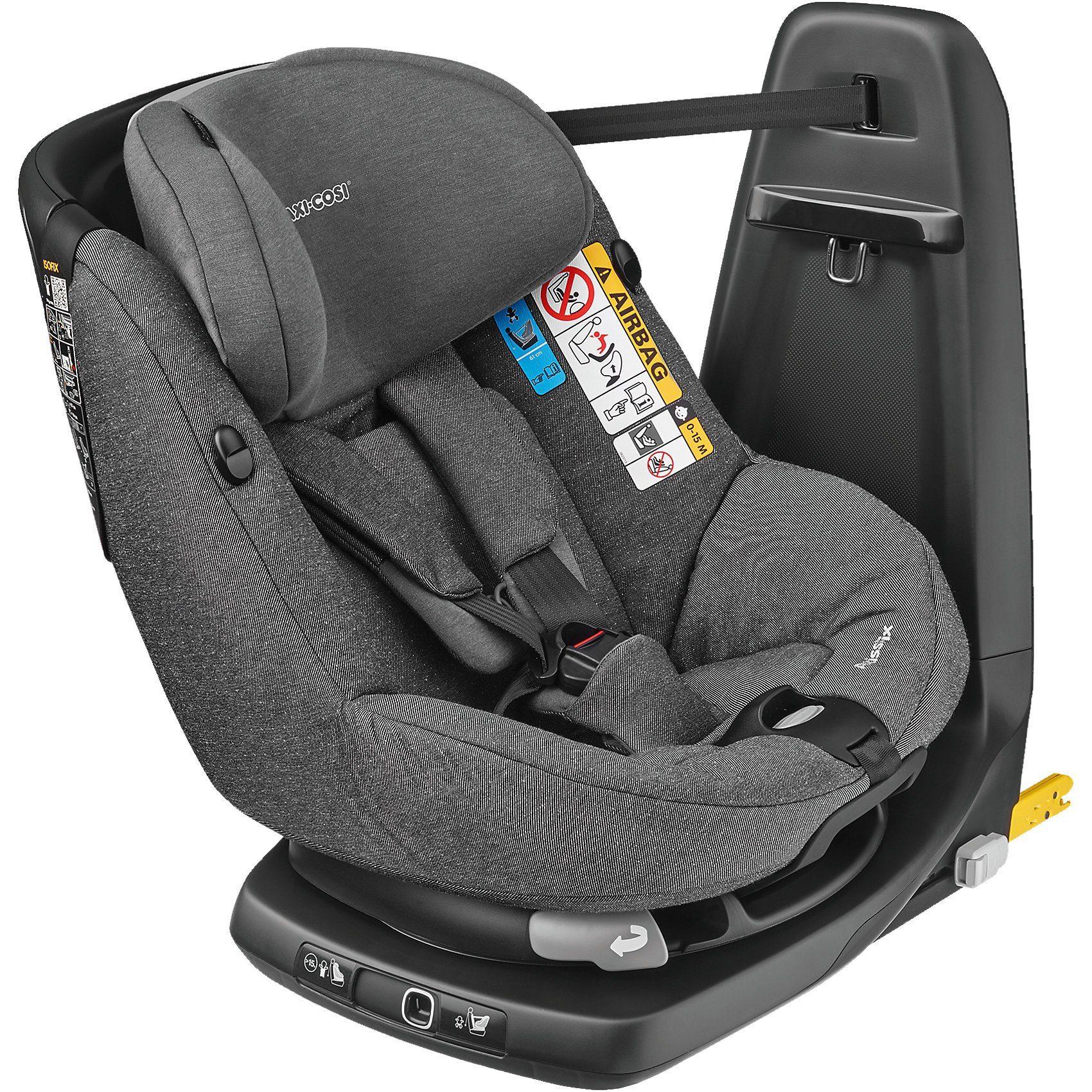 Maxi-Cosi Auto-Kindersitz Axissfix, Sparkling Grey, 2017