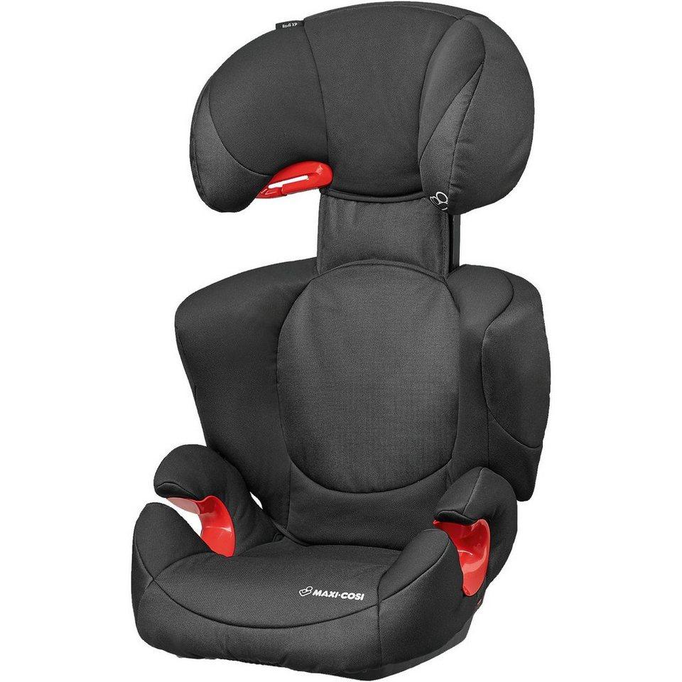 Maxi-Cosi Auto-Kindersitz Rodi XP2, Night Black, 2017 in schwarz