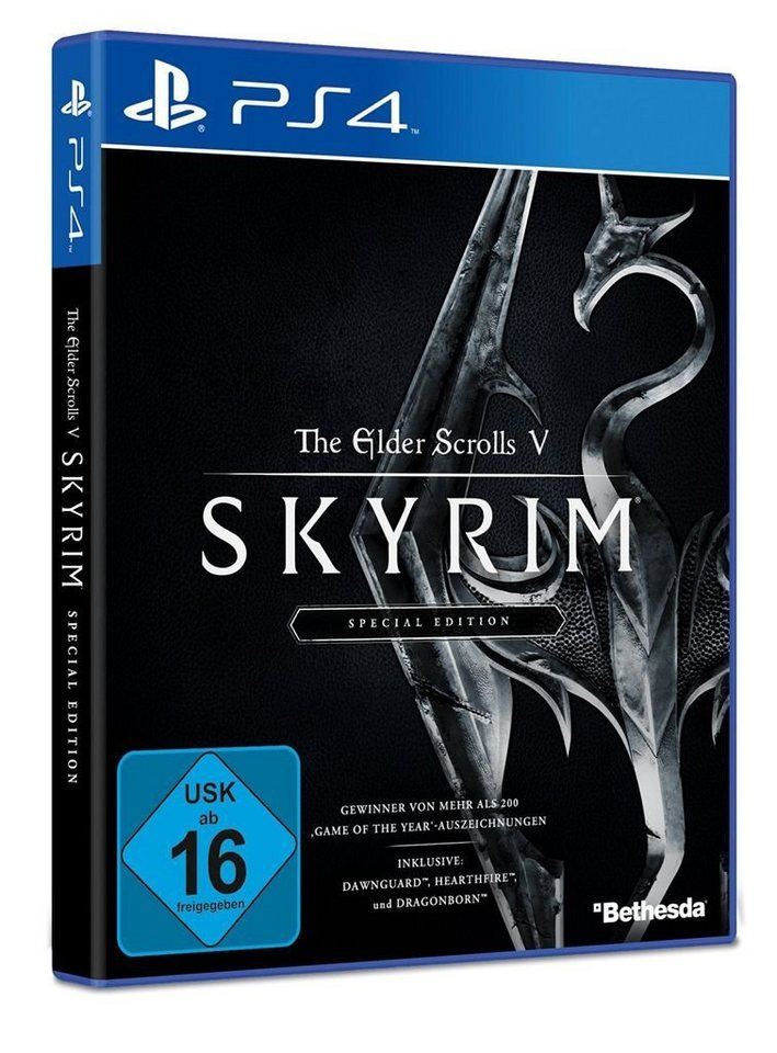 Bethesda Playstation 4 - Spiel »The Elder Scrolls V: Skyrim - Special Edition«