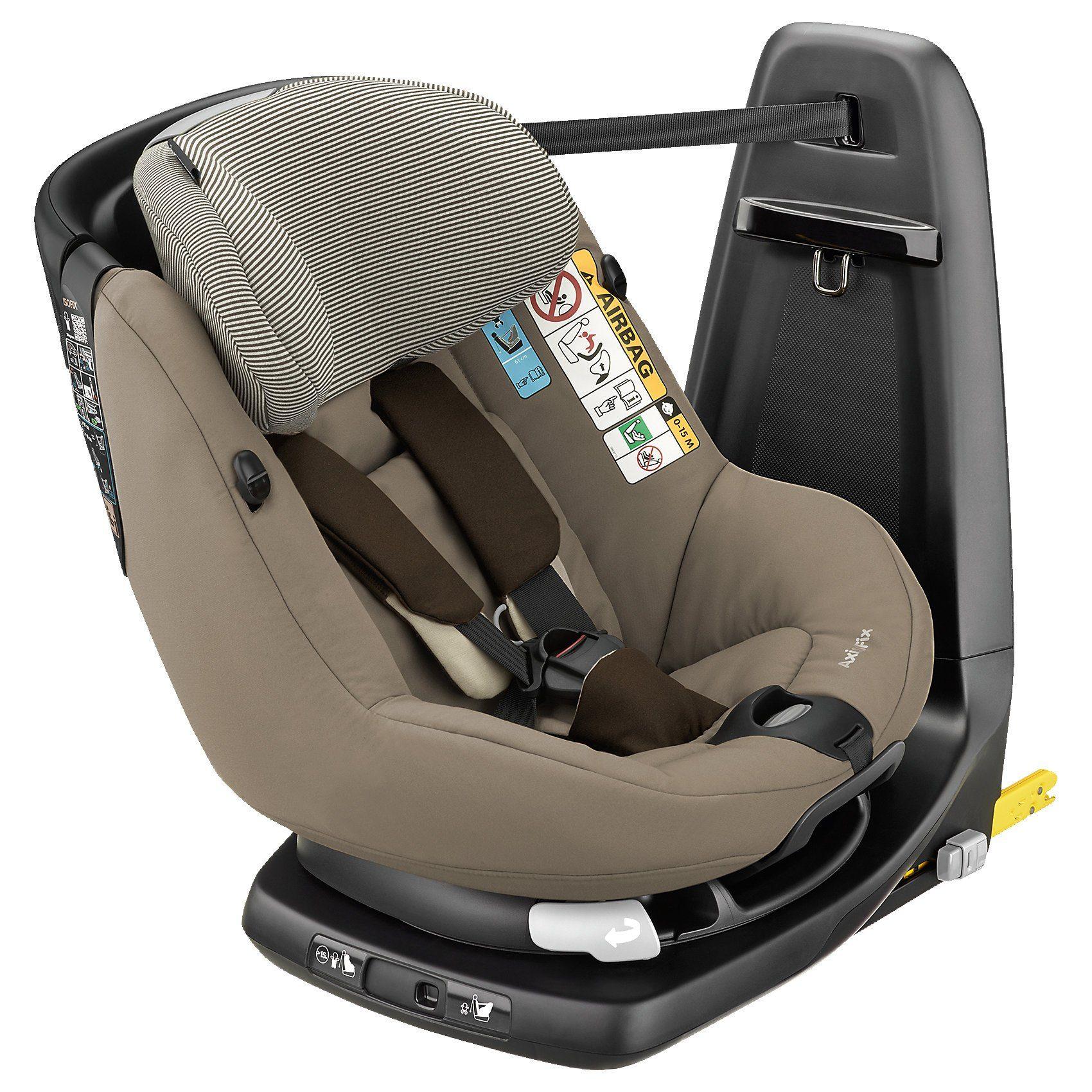 Maxi-Cosi Auto-Kindersitz Axissfix, Earth Brown, 2017